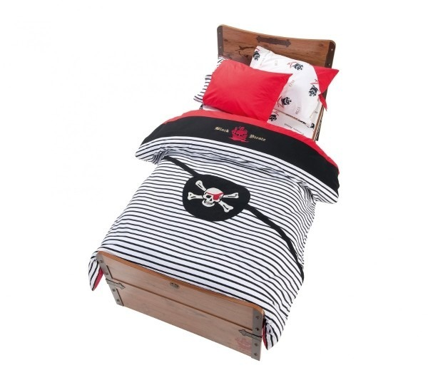 Black-Pirate-Duvet-Set1