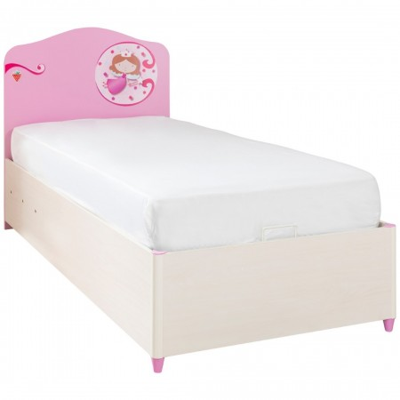 Sl-Princess-Bed-With-Base1