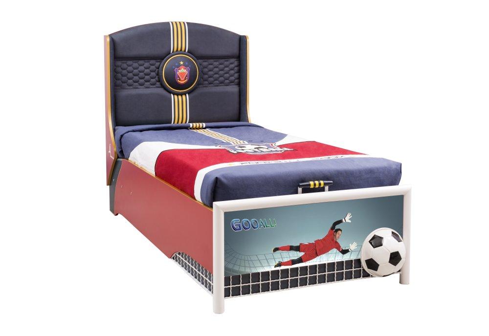 מיטה כדורגל