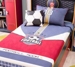 Team Bed Cover (145x220 Cm)3