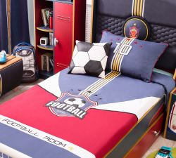 Team Bed Cover (145x220 Cm)5
