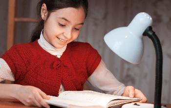 Lamp child