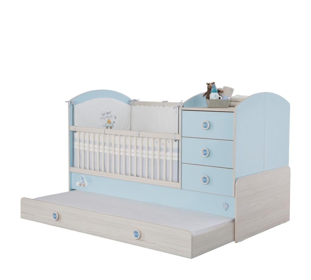 מיטת תינוק מרחבת בייבי בוי