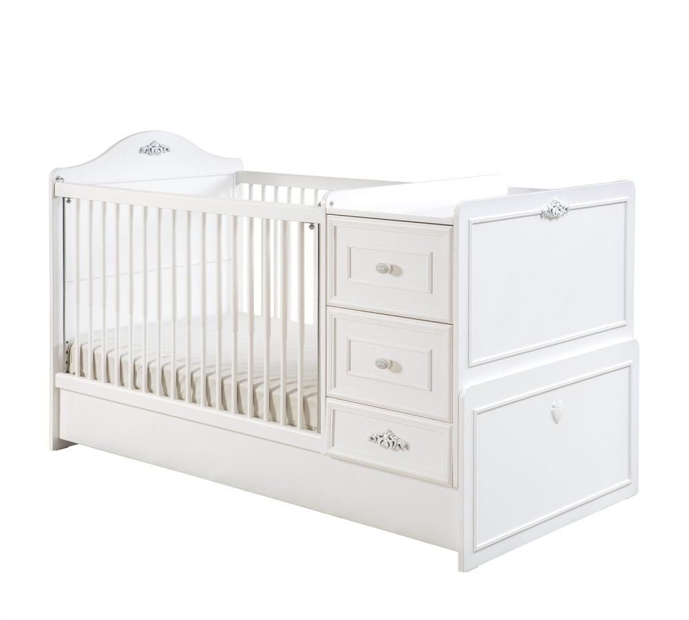 מיטת תינוק מתרחבת