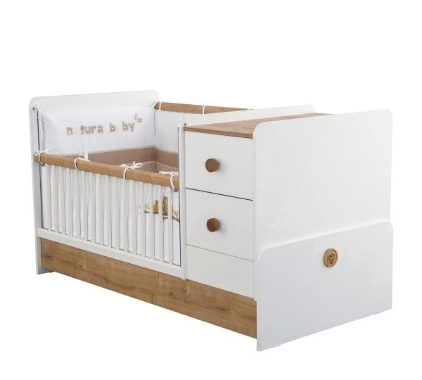 מיטת תינוק נטורל בייבי