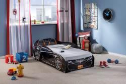 מיטת מעבר אוטו שחור