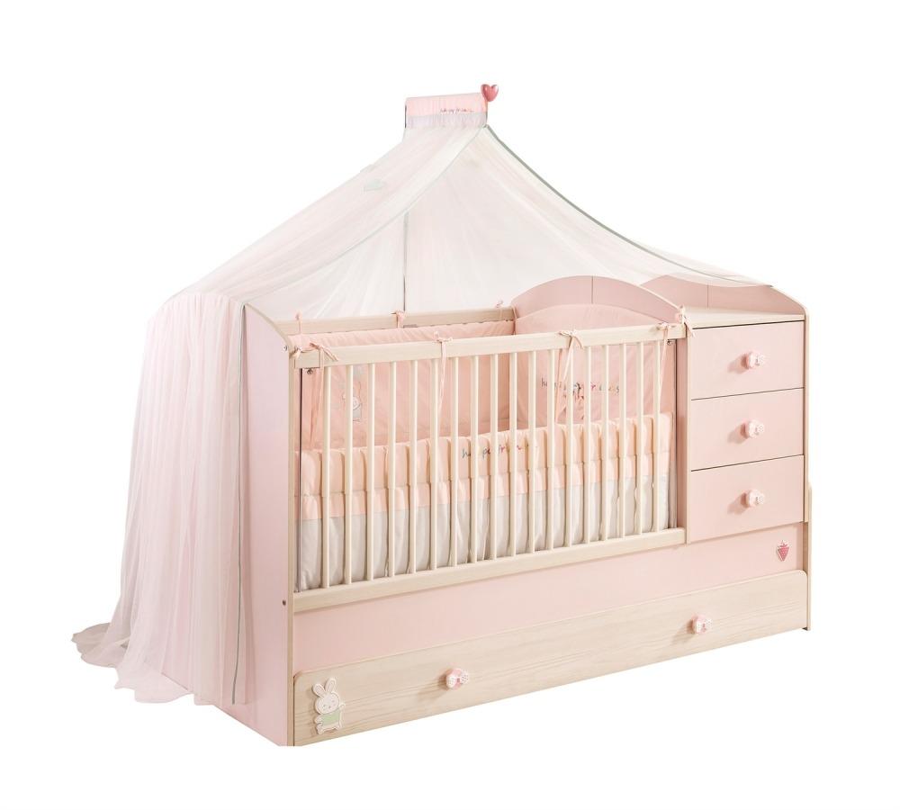 כילה למיטת תינוק בייבי גירל