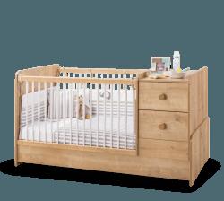 מיטת תינוק מוקה בייבי
