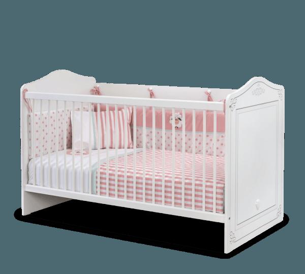 מיטת תינוק 1.40 סלינה בייבי