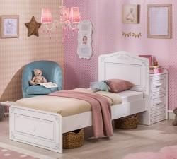 סלינה בייבי מיטת תינוק הופכת למיטת מעבר