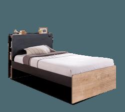 מיטה וחצי black