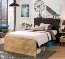 מיטה וחצי בלאק